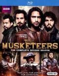 The Musketeers: Season Two (Blu-ray Disc)