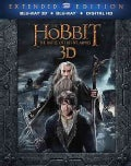 The Hobbit: Battle of The Five Armies 3D (Extended Edition) (Blu-ray/DVD)