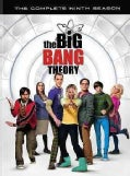 The Big Bang Theory: The Complete Ninth Season (DVD)