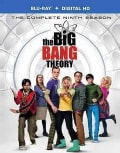 The Big Bang Theory: The Complete Ninth Season (Blu-ray Disc)