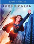 Supergirl: The Complete First Season (Blu-ray Disc)