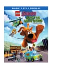 Lego Scooby: Haunted Hollywood (Blu-ray Disc)