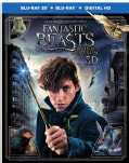 Fantastic Beasts and Where to Find Them 3D (Blu-ray/DVD)