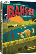 Banshee: The Complete Fourth Season (DVD)