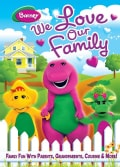 Barney: We Love Our Family (DVD)