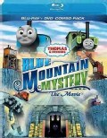 Thomas & Friends: Blue Mountain Mystery (Blu-ray Disc)