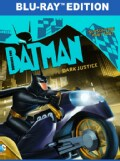 Beware The Batman: Dark Justice Season 1 Part 1 (Blu-ray Disc)