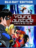 Young Justice: Invasion (Blu-ray Disc)
