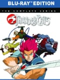Thundercats: The Complete Series (Blu-ray Disc)