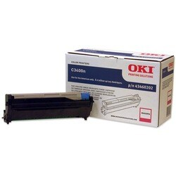 Oki Magenta Toner Cartridge Drum For C3400 Series Printers