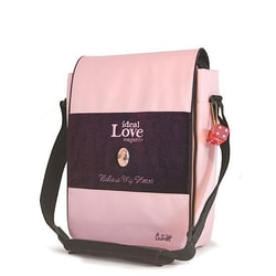 Mobile Edge Maddie Powers Pink Hipster Laptop Bag