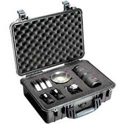 Pelican 1500 Underwater Case for Multipurpose - Silver