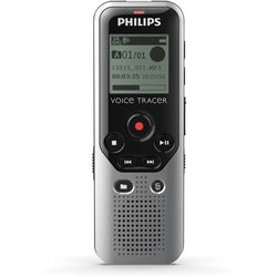 4GB Digital Voice Recorder with microSD Card Slot