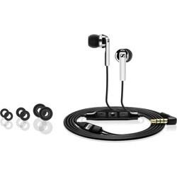 Sennheiser In Ear Headphones (Integrated Mic) CX 2.00G Black