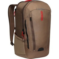 "Ogio Apollo Carrying Case (Backpack) for 15"" Notebook - Khaki, Red"