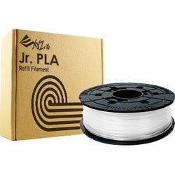 XYZprinting da Vinci Jr. PLA Filament - Clear Green 600G