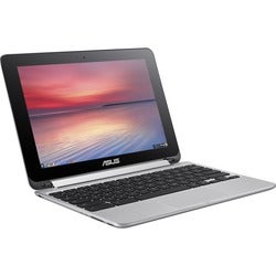 """Asus Chromebook Flip C100PA-DB02 10.1"""" Touchscreen LCD 2 in 1 Noteboo