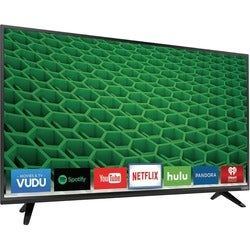"VIZIO D D50-D1 50"" 1080p LED-LCD TV - 16:9 - Black"