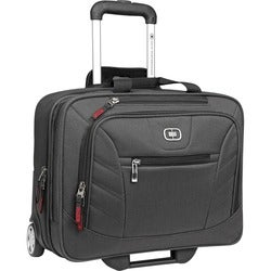 "Ogio Travel/Luggage Case (Rolling Briefcase) for 17"" Notebook, Travel"