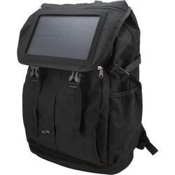 iLive IABB56B Bluetooth Solar Back Pack
