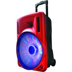 IQ Sound Speaker System - 60 W RMS - Portable - Battery Rechargeable