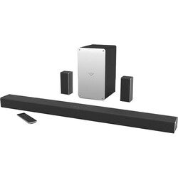 VIZIO SmartCast SB3651-E6 5.1 Speaker System - Placement: Table Mountable, Wall Mountable - Wireless Speaker(s)