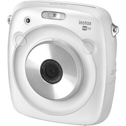 instax SQUARE SQ10 Instant Digital Camera - White