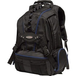 Mobile Edge Premium Navy/ Black Backpack - Thumbnail 0