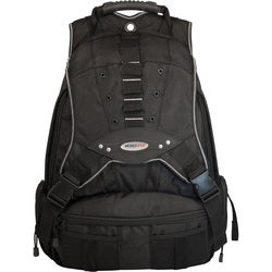 "Mobile Edge - Premium 17.3"" Laptop/Tablet Backpack - Black"