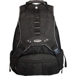 "Mobile Edge - Premium 17.3"" Laptop/Tablet Backpack - Black"