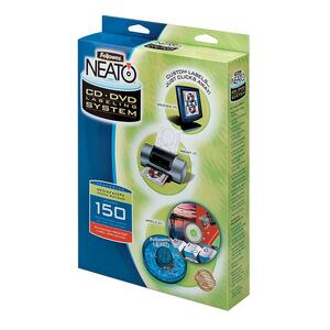 Fellowes NEATO CD/DVD Labeling System Kit