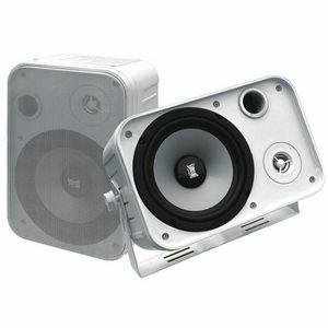 Pyramid Indoor/ Outdoor 500-watt 2-way Speaker System