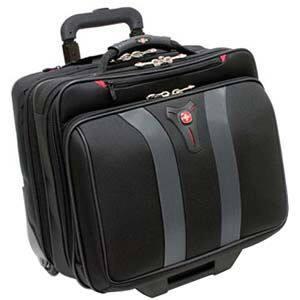 Wenger Granada Wheeled Notebook Case
