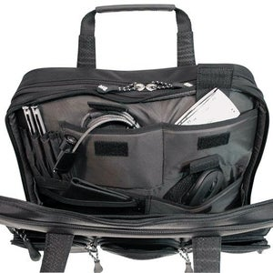 Mobile Edge-ScanFast Checkpoint Friendly Briefcase
