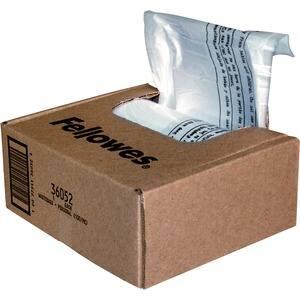 Fellowes Shredder Bags (Pack of 100)