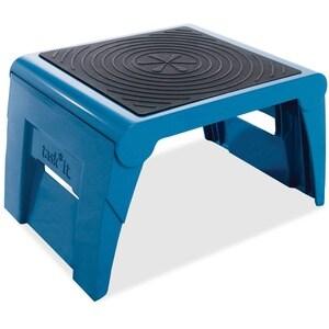 Cramer Folding Blue Step Stool