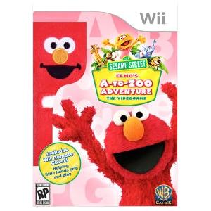 Sesame Street: Elmo's Wii - By WB Games