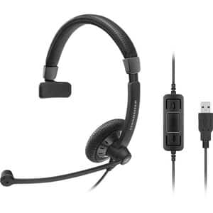 Sennheiser Culture Plus SC 40 USB MS BLACK