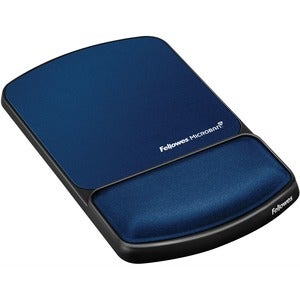 Fellowes Gel Wrist Rest and Mouse Pad with Microban