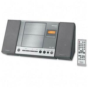 Panasonic SC-EN25 Micro CD Stereo System (Refurbished)