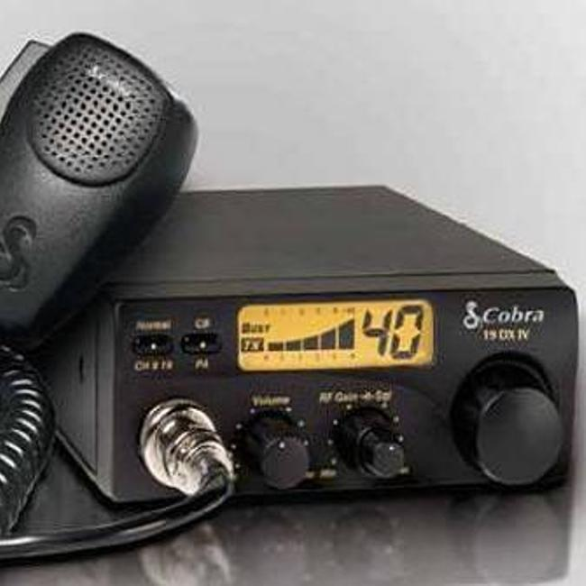 Cobra 19 DXIV 40-channel CB Radio