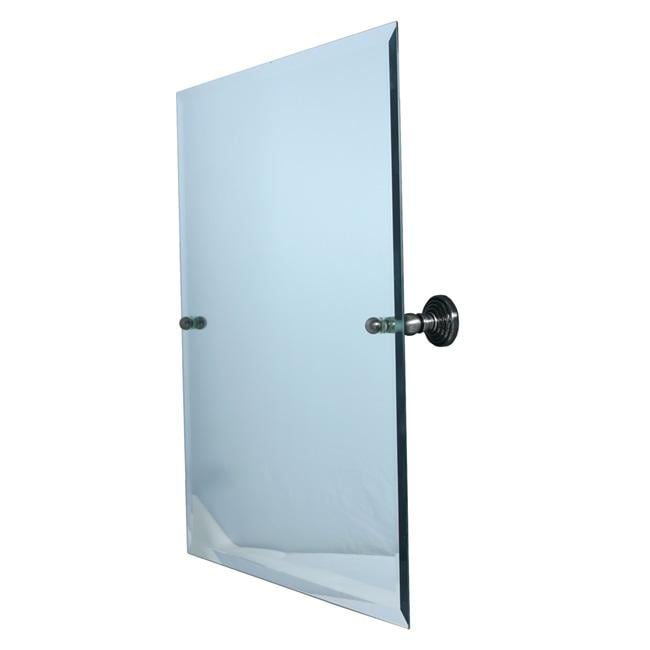 Rectangular Tilt Bathroom Wall Mirror With Bevel Free Shipping Today 10807428