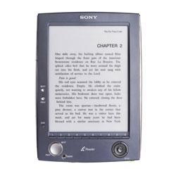 Sony PRS-500U2 Portable Reader System (Refurbished) - Thumbnail 0