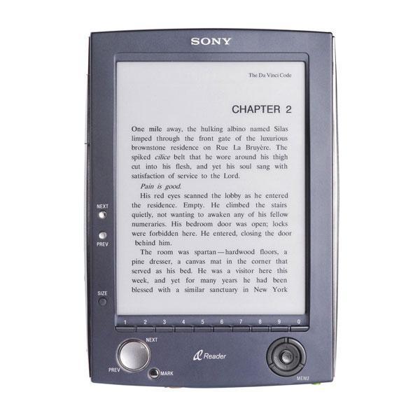 Sony PRS-500U2 Portable Reader System (Refurbished)