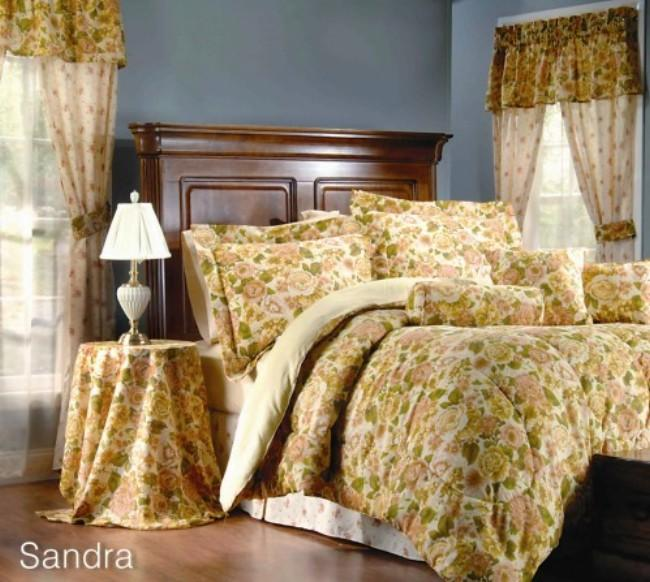 Garden Ridge Sandra 20-piece Comforter Set