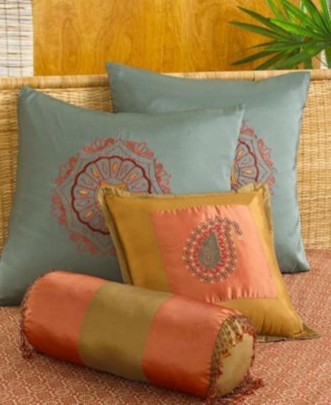 Wamsutta Maliena Decorative Pillow/ Sham Kit