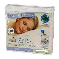 Protect-A-Bed Cal King Waterproof Mattress Pad - Thumbnail 0