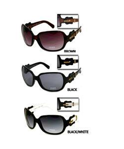 1d426d46f2 Shop Fendi FS 384 Women s Oversized Sunglasses - Free Shipping Today ...