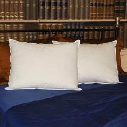 Ultimate Cotton Plush Density 305 Thread Count Pillows (Set of 2) - Thumbnail 1