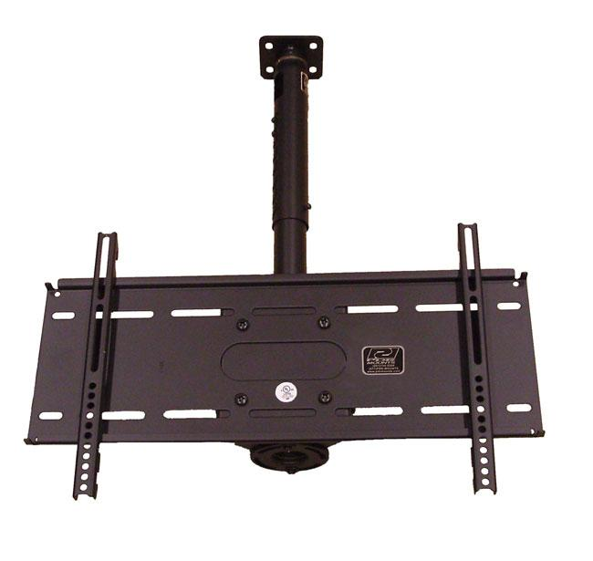 pdr flat panel tilting ceiling mount for 37 to 55 inch tvs free shipping today overstock. Black Bedroom Furniture Sets. Home Design Ideas